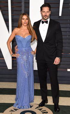 Sofia Vergara & Joe Manganiello  2015 Oscars After-Party