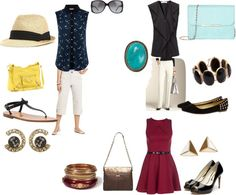 """""""Dark Winter July About Town"""" by christinems on Polyvore"""