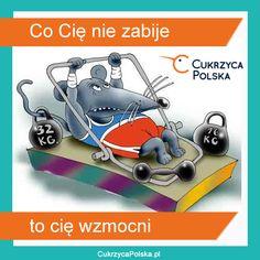 Cukrzyca to wyzwanie, ale jak każde wyzwanie, też  uczy nas wielu rzeczy. http://cukrzycapolska.pl/