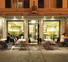 Cafe Restaurant Mohrenkopf Zurich