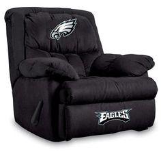 Philadelphia Eagles Home Team Recliner