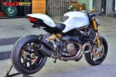 Ducati Monster 1200S - Khi quỷ dữ xài hàng hiệu - 93435