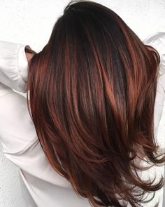 20 Dark Auburn Hair Color Ideas Trending in 2021