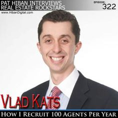 Vladimir Kats is a short sale and real estate expert with Kats & Associates at Keller Williams Realty and Atlas Loss Mitigation, LLC in Baltimore, MD. He runs a full service real estate team that specializes in assisting clients with foreclosure avoidance and with uncovering and realizing the potential of residential real estate... #realestate #podcast #pathiban #hibandigital #hibangroup #HIBAN #vladimirkats #realestatesales #realestateagent #realestateagents #selling #salespeople…