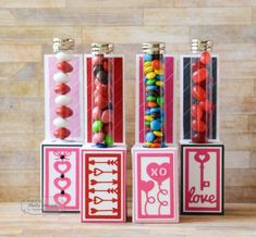 You've Been Framed Valentine Test Tube Treats by Shelly Mercado Valentine Treats, Valentine Day Cards, Be My Valentine, Candy Crafts, Paper Crafts, Test Tube Crafts, Test Tube Holder, Treat Holder, Craft Show Ideas
