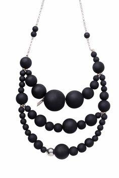 Langaeble Stockholm  #langaeblestockholm #langaeble #jewelry #statement #silvernecklace #necklace #halsband #smycken #gioielli #collana #fashionjewelry #ootn #bigjewelry #swedishdesign #nordicdesign