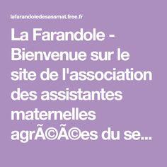 La Farandole - Bienvenue sur le site de l'association des assistantes maternelles agréées du secteur d'Altkirch