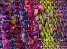 Wiesensalat: Wieder der Dynamic Heddle Loom