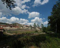Fortanete: panoràmica des de l'antiga fàbrica d'Herrero by manelzaera, via Flickr