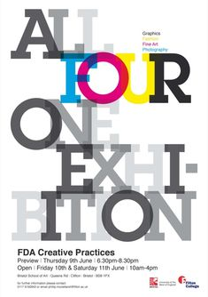the 44 best promotional art exhibition poster designs images on