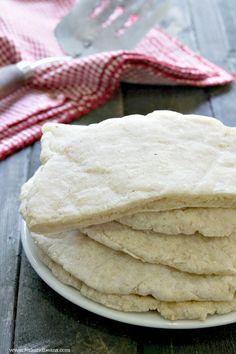 Gluten-Free Vegan Pita Bread - Fork and Beans #glutenfree #vegan  gluten free, gluten free recipes, gluten free food