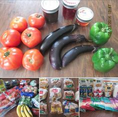 Brigette's $62 Grocery Shopping Trip & Weekly Menu Plan for a Family of Six -- so incredibly inspiring!!