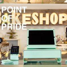 Tablet iPad POS point of sale system cash drawer