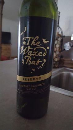 The Waxed Bat - Cabernet Sauvignon 70% Malbec 30% 2010