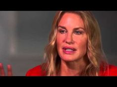 """▶ Dan Rather's, """"Daryl Hannah: The Big Interview"""" Excerpt from June 23, 2014 - YouTube"""