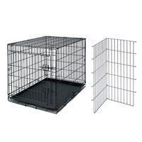 "Home Training Dog Wire Kennel Size: 38.1"" X 25.5"" X 27.6"""