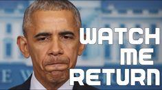 WARNING! Anti Christ Returns! Obama's Reign just BEGUN!