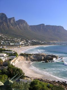 Camps Bay this is where Mondays meeting will be held , You gotta love what we do !!