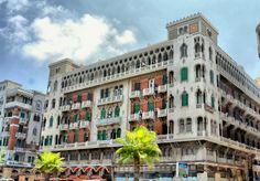 Italian architecture, Alexandria, #Egypt
