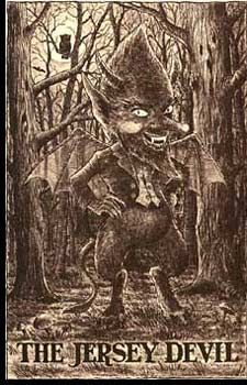 jersey devil of the Pine Barrens