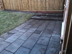 Grey Paving, Slate, Tile Floor, Landscaping, Sidewalk, Flooring, Building, Modern, Chalkboard