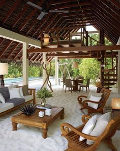 terrace garden outdoor furniture pads design