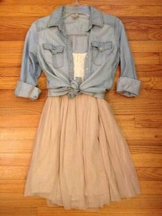 I like how breezy and simple this is plus it would hide my arms!
