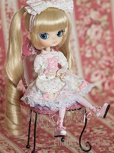 Dal Angelic Pretty Chanti