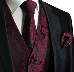 burgundy vests - Google Search