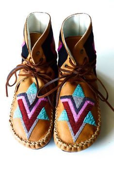 HANDMADE COLOURED LEATHER BOOTS - Google Search