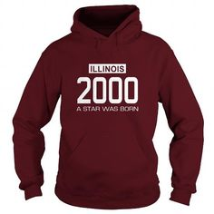 Illinois 2000 Shirts Born in Illinois T Shirt Hoodie Shirt VNeck Shirt Sweat Shirt Youth Tee for Girl and Men and Family #2000 #tshirts #birthday #gift #ideas #Popular #Everything #Videos #Shop #Animals #pets #Architecture #Art #Cars #motorcycles #Celebrities #DIY #crafts #Design #Education #Entertainment #Food #drink #Gardening #Geek #Hair #beauty #Health #fitness #History #Holidays #events #Home decor #Humor #Illustrations #posters #Kids #parenting #Men #Outdoors #Photography #Products…