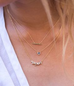 Audrey Rose - obsessed w the dainty pieces