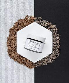 Cacao Antioxidant Mask was Josh Rosebrook's first product, initially made for himself and then for his private clients. The success and demand for this mask led to the development of the Josh Rosebrook line today, based on whole plant ingredients that work in synergy for optimal results. The cacao mask is detoxifies, stimulates blood flow and delivers a wide range of antioxidants and phytonutrients that repair skin and leave it glowing.