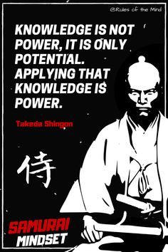 Motivational Videos, Inspirational Quotes, Samurai Quotes, Takeda Shingen, Martial Arts Quotes, Japanese Quotes, Miyamoto Musashi, Warrior Quotes, Mike Deodato