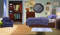 Episode Interactive Backgrounds, Episode Backgrounds, Anime Backgrounds Wallpapers, Anime Scenery Wallpaper, Bedroom Drawing, Royal Bedroom, Anime Places, Fantasy Rooms, Cool Animations