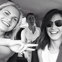Alec, bonnie and Isabella