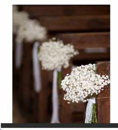 eglise fleur