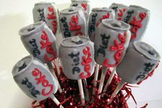 Diet Coke Cake Pops! (@Ashley Holland)