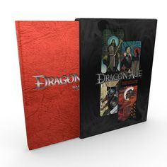 This limited edition of the Dragon Age RPG Core Rulebook, available exclusively through the Green Ronin and BioWare online stores, features a slipcase with a red leatherette bound book, silver foil stamped, with silver-gilded edges and a ribbon bookmark. Numbers of the Ultimate Edition are limited, so order yours today! The Dragon Age RPG brings Thedas to your tabletop! Now you can experience BioWare's rich and engaging world in a classic pen & paper roleplaying game. This new ...