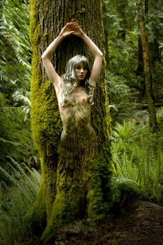 Moss Witch