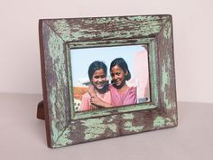 Vintage Green Wooden Photo Frame https://www.scaramangashop.co.uk/item/1107/128/Gifts-For-The-Home/Vintage-Green-Wooden-Photo-Frame.html