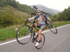 Cycling.. New idea of TANDUM