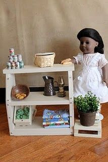 "18"" Doll: Grocery Store or Bakery"