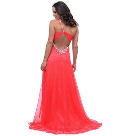 Κ Open Back Prom Dresses, Formal Dresses, Backless, Chiffon, Fashion, Prom Dresses, Dresses For Formal, Silk Fabric, Moda