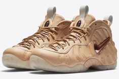 Official Images Of The Nike Air Foamposite Pro Vachetta Tan