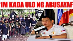 """EASY MONEY NEWS: 1MILLION PABUYA NI DUTERTE KADA ULO NG ABUSAYAF """"DEAD OR ALIVE"""" - WATCH VIDEO HERE -> http://dutertenewstoday.com/easy-money-news-1million-pabuya-ni-duterte-kada-ulo-ng-abusayaf-dead-or-alive/   EASY MONEY NEWS: 1MILLION PABUYA NI DUTERTE KADA ULO NG ABUSAYAF """"DEAD OR ALIVE""""Share Like and Subscribe for some more up to date news —————————————————&"""