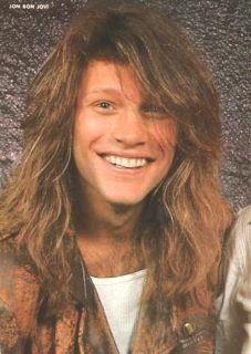 Ahh...the 80's Jon...gotta love him <3