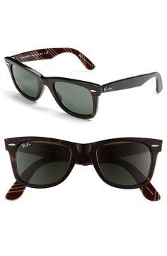 4182007a9d Ray-Ban  Classic Wayfarer  50mm Sunglasses. Just like Tom Cruise in Risky