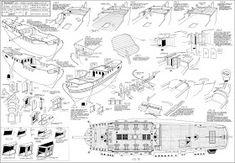 Plans for Boat Building Model Sailing Ships, Old Sailing Ships, Model Ships, Model Ship Building, Boat Building, Bateau Peche Promenade, Shivaji Maharaj Hd Wallpaper, Model Boat Plans, 3d Figures