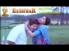 Baj Utha Saanson Mein Video Song ll Eeshwar Movie ll Anil Kapoor, Vijayshanti, - YouTube